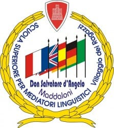Logo Scuola Superiore per Mediatori Linguistici