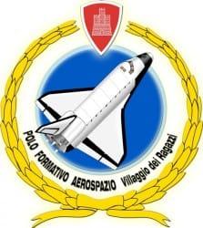 Logo Polo Formativo Aerospazio