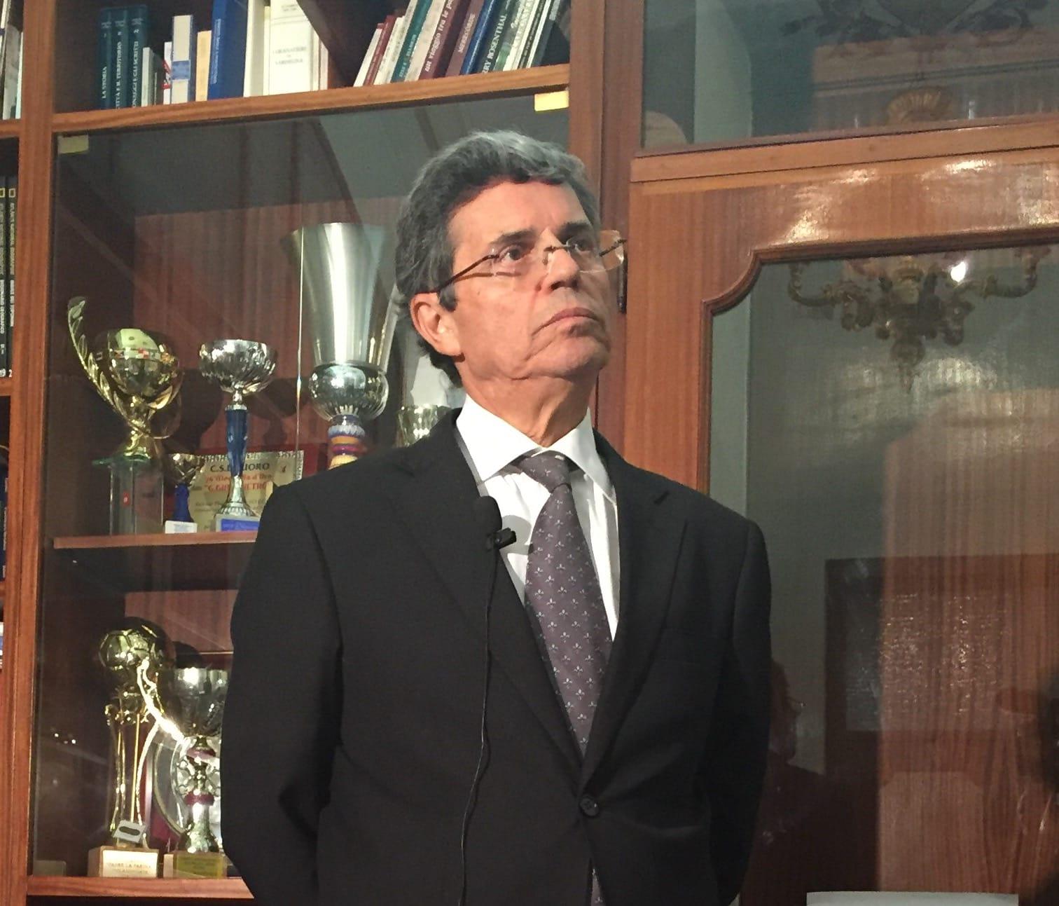 """Secca smentita: """"Le dimissioni del Commissario Alineri non sono state ritirate""""."""