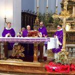 Precetto Pasquale: il Vescovo D'Alise celebra la Santa Messa per gli studenti della Fondazione Villaggio dei Ragazzi