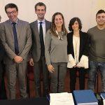 """Diploma di Laurea alla Scuola Superiore per Mediatori Linguistici """"Villaggio dei Ragazzi"""""""