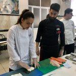Villaggio dei Ragazzi: a scuola di sushi con lo chef Umberto Bove