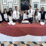 """FESTA AL VILLAGGIO PER I MIGLIORI DELLA MATURITA' 2019: SEI DIPLOMATI CON IL MASSIMO DEI VOTI E QUATTRO CON LA """"LODE"""""""