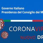 Il Presidente Conte firma il Dpcm del 18 ottobre 2020 sulle misure per il contrasto e il contenimento dell'emergenza Covid-19.