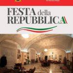 Festa della Repubblica: gli auguri del Commissario De Luca