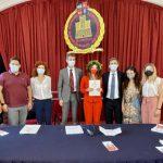 """Scuola Superiore per Mediatori Linguistici """"Villaggio dei Ragazzi"""": discussione Tesi di Laurea in Lingua Inglese"""